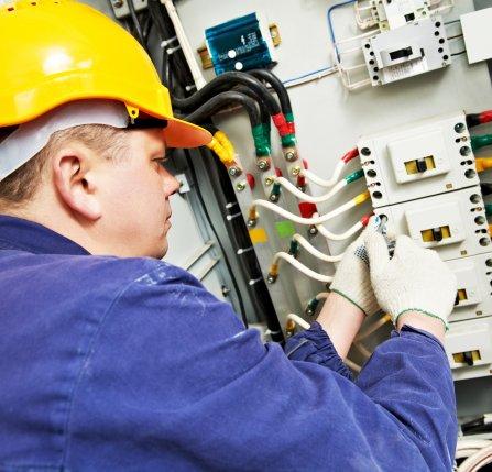 Industrial Electrical Contractors NC